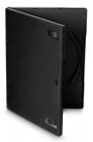 Cover IT pro DVD, 14mm, 10 ks/bal černý