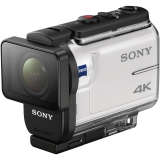 Sony FDR-X3000R + AKA-FGP1 travel kit bílá