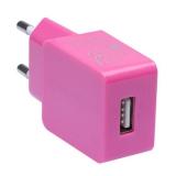 Connect IT COLORZ USB, 1A růžová