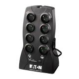 Eaton Protection Station 800 USB FR, Eco control černý