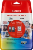 Canon PG-540XL/CL-541XL PHOTO VALUE Pack, 1000 stran, CMYK