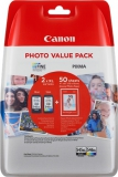 Canon PG-545XL/CL-546XL, 400/300 stran, Photo Value Pack, CMYK,