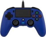 Nacon Wired Compact Controller pro PS4 modrý