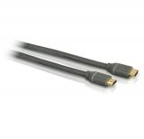 Philips HDMI, pozlacené konektory, 5m černý