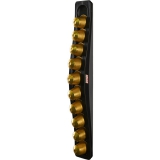 Tavola Swiss CapsStore WAVE pro 10 ks kapslí Nespresso, černá