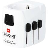 SKROSS univerzální, 2x USB