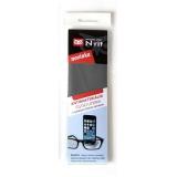 N.rit antibakteriální - černo-šedá