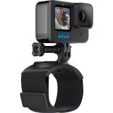 GoPro The Strap (držák na ruku + zápěstí) černý