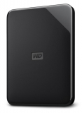 Western Digital Elements Portable SE 2TB černý