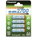 Panasonic AA, HR06, 2700mAh, Ni-MH, blistr 4ks