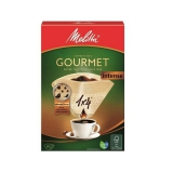 Melitta Gourmet intense, 1 × 4, 80 ks