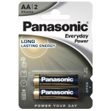 Panasonic Everyday Power AA, LR06, blistr 2ks