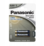 Panasonic Everyday Power, AAA, 2 ks