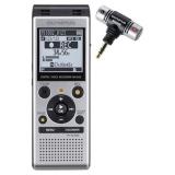 Olympus WS-852 + ME51, stereo mikrofón