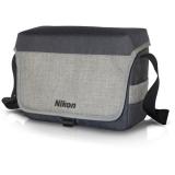 Nikon SLR System Bag CF-EU11 šedé