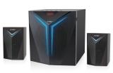 Fenda F&D F560X 2.1, bluetooth, rádio, USB, dálkové ovládání černé