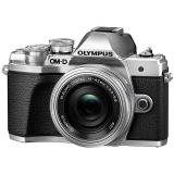 Olympus E-M10 Mark III + 14-42 stříbrný