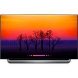 LG OLED55C8PLA titanium