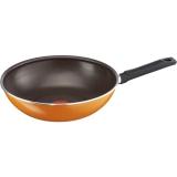 Tefal A6791952 pánev wok 28 cm oranžová