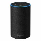 Amazon Echo (2. generace), Charcoal černé + dárek