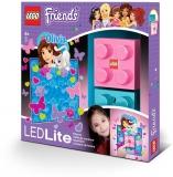 Noční světlo LEGO® FRIENDS®