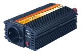 Solight 12V, 300W, kovový, černý, 12V + USB 500mA