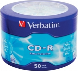 Verbatim Extra Protection CD-R DL 700MB/80min, 52x, Extra Protection, 50-cake