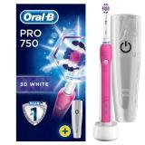 Oral-B Pro 750 Pink 3D White