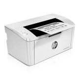 HP LaserJet Pro M15w bílý