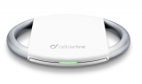 CellularLine WIRELESSPAD FAST CHARGER, Qi standard bílá