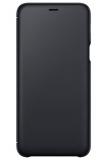 Samsung Wallet Cover pro Galaxy A6+ černé