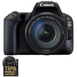 Canon EOS 200D + 18-135 IS STM černý