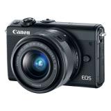 Canon EOS M100 + M 15-45 IS STM + IRISTA černý