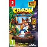 Switch Crash Bandicoot N.Sane Trilogy