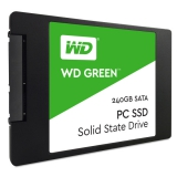 Western Digital Green 2.5'', 240GB, SATA/600, 7mm, 3D NAND