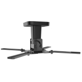 Meliconi PRO 100, stropní, pro projektor, nosnost 15kg černý