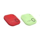 FIXED Smile hlídač osobních věcí DUO PACK, červená + zelená