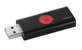 Kingston DataTraveler 106 32GB černý/červený
