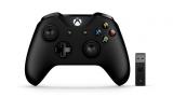 Microsoft Xbox One Wireless + adapter pro Windows černý