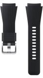Samsung silikonový pro Galaxy Watch ET-YSU80M 22mm černý