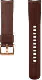 Samsung silikonový pro Galaxy Watch ET-YSU81M 20mm hnědý
