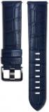 Samsung kožený pro Galaxy Watch GP-R805BR 22mm modrý