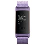 Fitbit Charge 3 speciální edice (NFC) - Lavender Woven