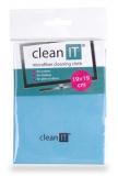 Clean IT z mikrovlákna, malá světle modrá