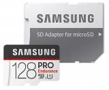 Samsung Micro SDXC PRO endurance 128GB UHS-I U1 (100R/30W) + adapter