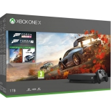 Microsoft Xbox One X 1 TB + Forza Horizon 4 + Forza Motorsport 7