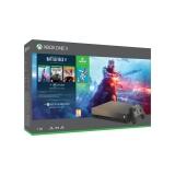 Microsoft Xbox One X 1 TB Gold Rush SE + Battlefield V + FIFA 19