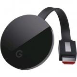 Google Chromecast ULTRA černý