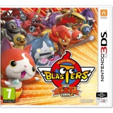 Nintendo 3DS YO-KAI WATCH Blasters Red Cat