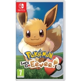 Nintendo SWITCH Pokémon Let's Go Eevee!